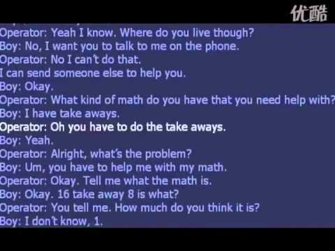 year-old in the US has had a friendly chat about his math homework ...