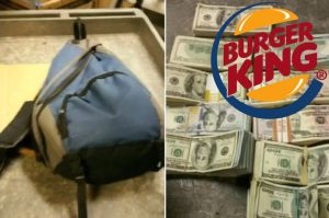 Man-finds-bag-full-of-$100000-notes-in-Burger-King
