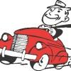 DrivingCartoon