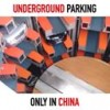 Underground Safe Car Parking System – China!!!